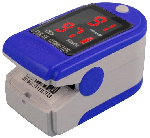 Acc U Rate Premium Fingertip Pulse Oximeter