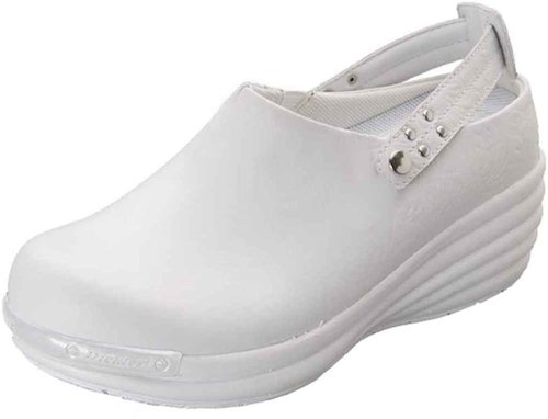Dickies Uniforms Women's Conquest Axiom Leather Clog