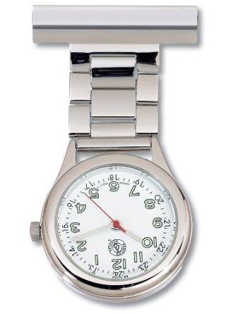 Prestige Medical 1740 Nurse Medical Lapel Watch
