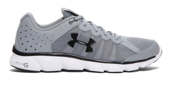 Under Armour Men's Micro G Assert 6 Running Shoe