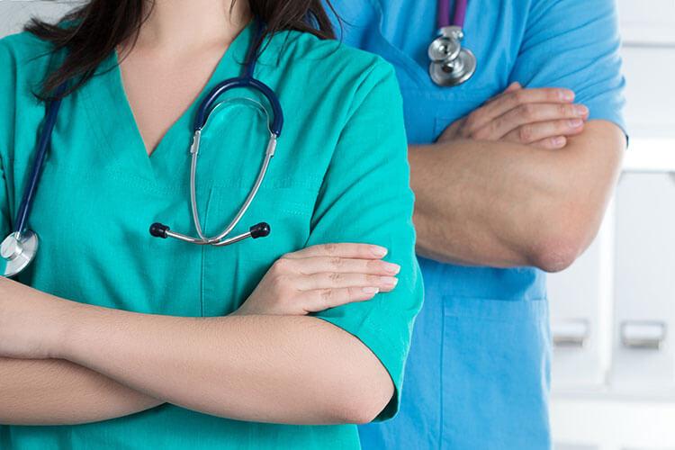 Types of nurse's shifts