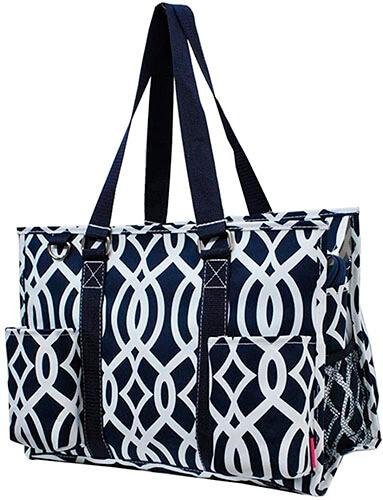 N.Gil All Purpose Utility Tote Bag