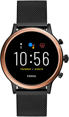 Fossil Gen 5 Stainless Smartwatch
