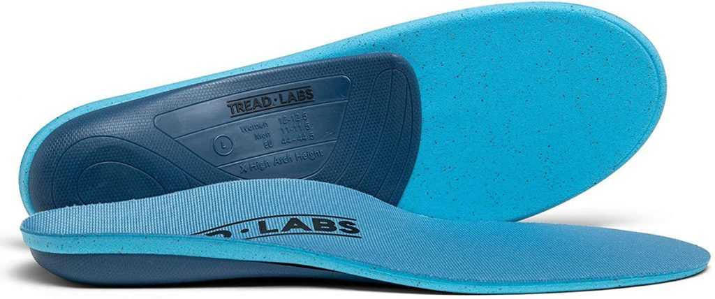 Pace Plantar Fasciitis Pain Relief Insoles