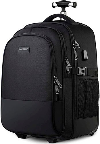 Wheeled Backpack