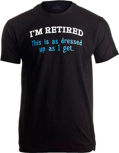 Funny Retirement Unisex T-Shirt