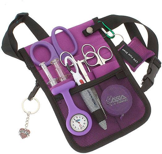 The ASA Techmed Nurse Pro Pack Pocket Organizer Pouch
